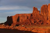 Horses of Monument Valley