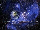 foto of glory  - The heavens declare the Glory of God - JPG