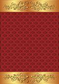 Crimson Background