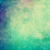 stock photo of impressionist  - Old grunge background with delicate abstract texture - JPG