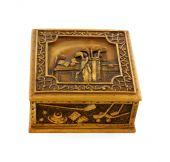 Impressive Ceramic Golf Box
