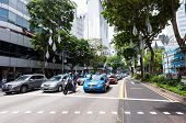 Orchard Road Traffic