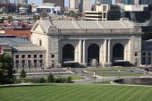 Kansas City Skyline - Union Station
