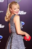 LOS ANGELES - MAR 6: Charlotte Ross at the premiere of DreamWorks Pictures' 'Need For Speed' at TCL