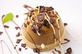 chocolate gelatin