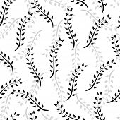 vector seamless pattern. endless abstract background