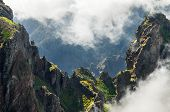 Pico Do Areeiro Mountain Pass, Madeira