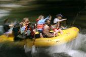 Rafting Motion