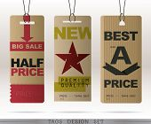 PAPER SALE TAGS COLLECTION & PRICE TAGS COLLECTION