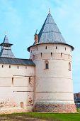 Famous Rostov Kremlin In Russia