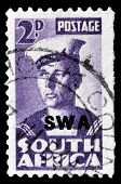 South Africa stamp 1942