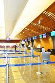Taiwan Taoyuan International Airport In Taipei
