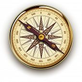 picture of longitude  - Compass - JPG