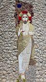 VEPRIC, CROATIA - JUNE 07: Jesus, Shrine of Our Lady of Lourdes in Vepric, Croatia, on June 07, 2012