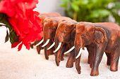 the wood elephant