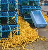 Ropes & Lobster Pots