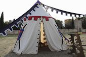 Medieval Military Tent