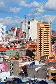 SOROCABA, BRAZIL - DECEMBER 08: Downtown Sorocaba in Brazil on December 08, 2014 in Sorocaba.Eigth largest city in Sao Paulo state , Its export to over 115 countries, with an income of $370 mn yearly