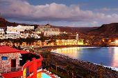 Atlantic resort in Gran Canaria, Spain, Europe
