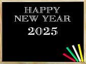 Happy New Year 2025