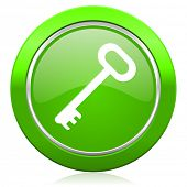key icon secure symbol