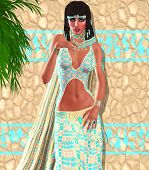 picture of cleopatra  - Cleopatra - JPG