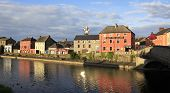 Kilkenny on the River Nore.