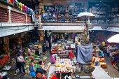 Local Market In Ubud, Bali, Indonesia