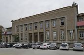Former post office building in Ruse town