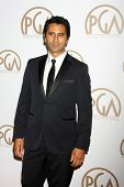 LOS ANGELES - JAN 24:  Cliff Curtis at the Producers Guild of America Awards 2015 at a Century Plaza Hotel on January 24, 2015 in Century City, CA