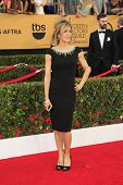 LOS ANGELES - JAN 25:  Felicity Huffman at the 2015 Screen Actor Guild Awards at the Shrine Auditorium on January 25, 2015 in Los Angeles, CA