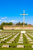 pic of piety  - Small Fortress Theresienstadt with cemetery - JPG