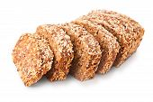 Cereal Bread With Sesame Seeds
