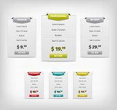 pic of tariff  - web price hosting banners for business plan - JPG