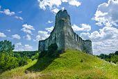 Medieval Castle In Sidoriv