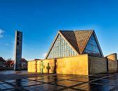 Holy Trinity Church, Esbjerg In Denmark
