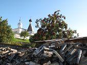 Ferapontovskii Monastery near Kirillov city