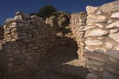 Iberian settlement of Puig de la Nao Benicarlo V century BC