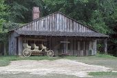 Barn And Buggy