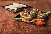 pic of meatball  - Arab food - JPG