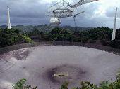Arecibo Observatory, Arecibo, Puerto Rico, Usa
