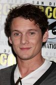SAN DIEGO - JUL 22:  Anton Yelchin at the 2011 Comic-Con Convention - Day 2 at San Diego Convention