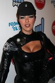 SAN DIEGO - JUL 22:  Adrianne Curry arriving at