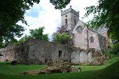 Ancient Abbey at Culross