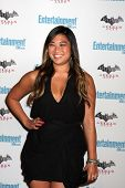LOS ANGELES - JUL 23:  Jenna Ushkowitz arriving at the EW Comic-con Party 2011 at EW Comic-con Party