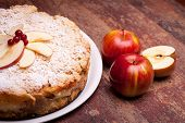 Sour Apples Cake