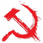 picture of communist symbol  - Communism symbol - JPG