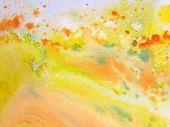 Pastell Aquarelle 6