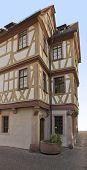 Haus Zu Den Vier Gekrönten In Wertheim