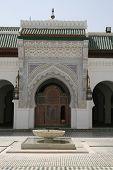 Mosque In Fez